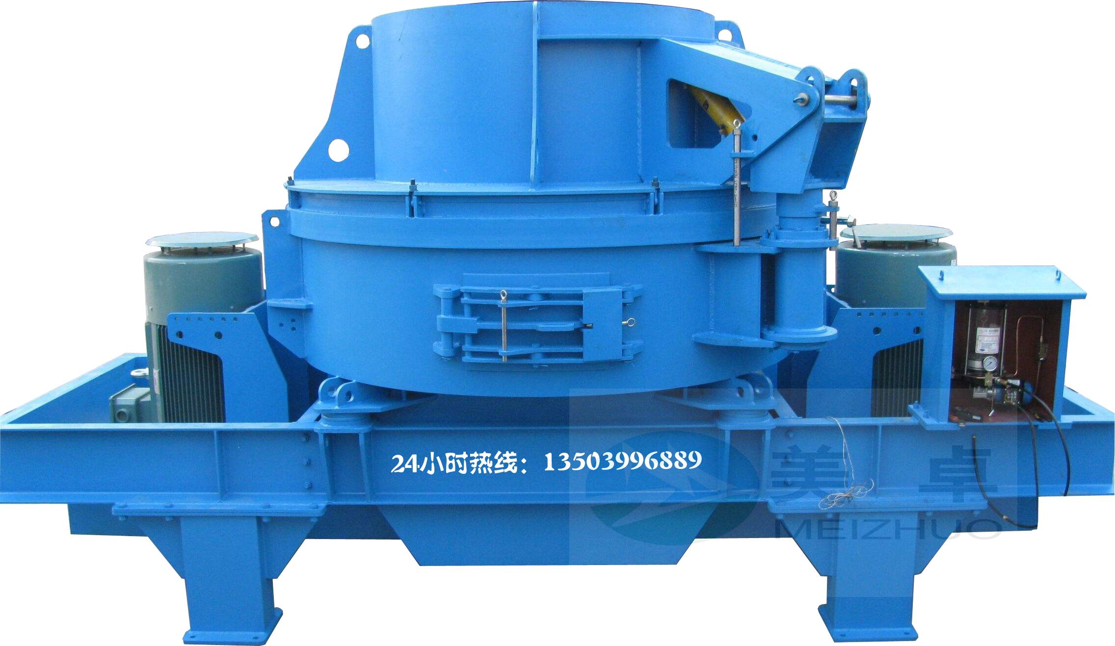 矿山机械制造业的砥柱—制砂机